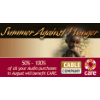 The Cable Company's 15th Annual Summer Against Hunger Campaign